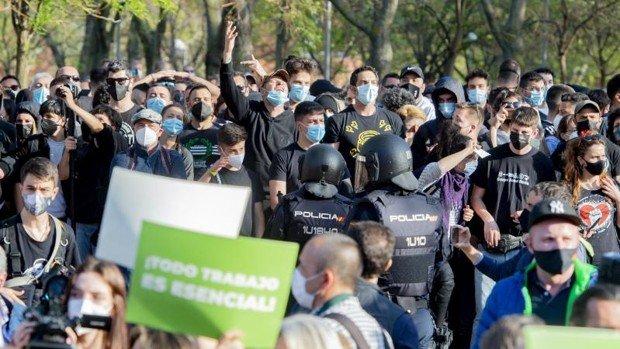 Disturbios en vallecas: ¿Quien se beneficia de la polarización política y fractura social?